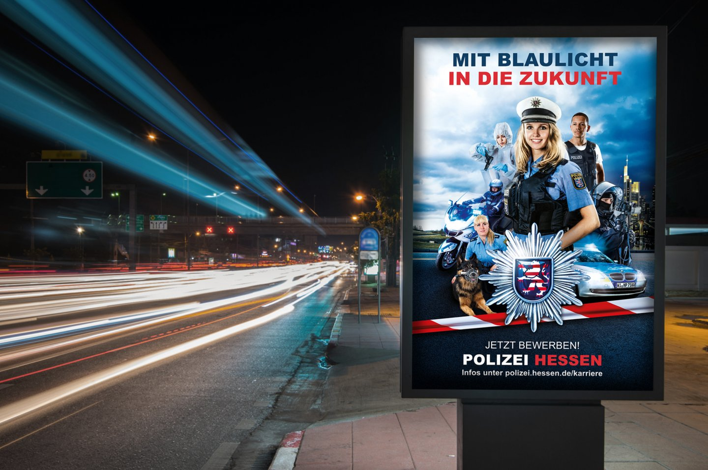 Recruitment-Kampagne — kraftundadel