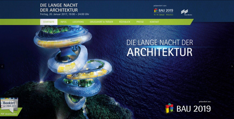 Lange Nacht der Architektur — kraftundadel