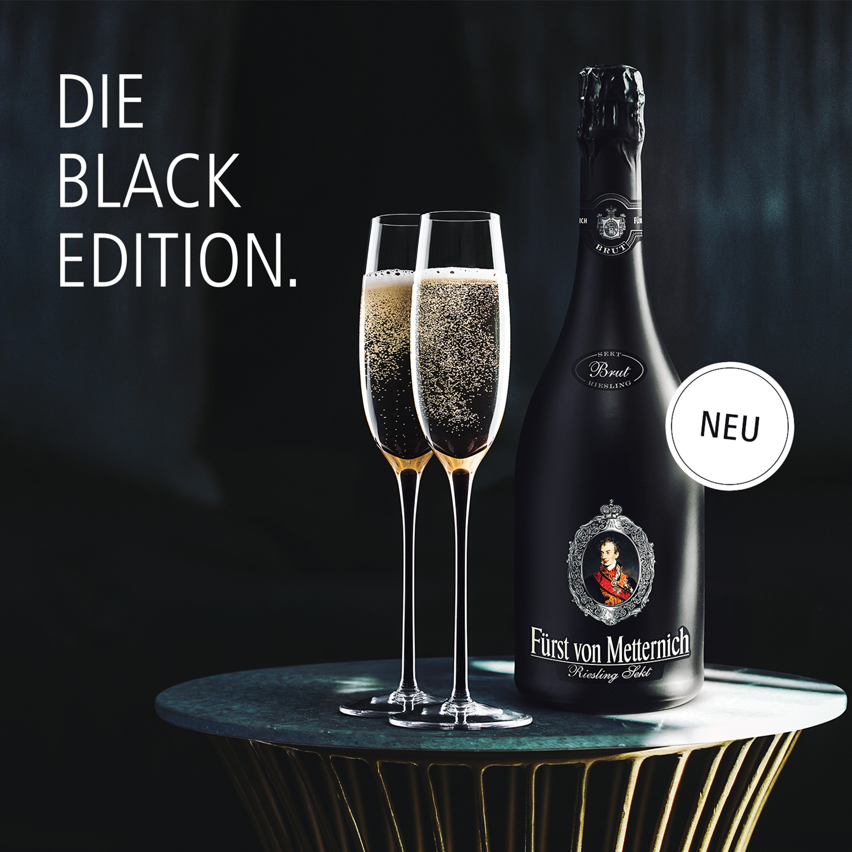 Die Black Edition. — kraftundadel